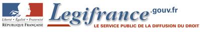 Légifrance.fr - Accueil